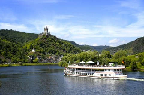Croisière sur le Rhin > mai 2018