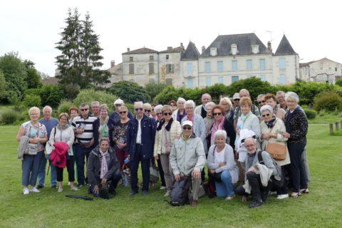 Sortie à La Roche Courbon > 14 juin 2019